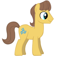 Caramel vector: MLP:FiM by Serginh