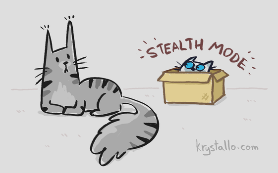 Stealth mode by nef