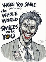MC '10 con - 1: Joker by silentsketcher