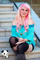 Sheryl Nome Cosplay by lampylampy
