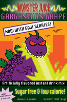 WTF is Juice? by DinoHunter2