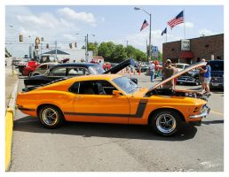 1970 Boss 302 Mustang by TheMan268