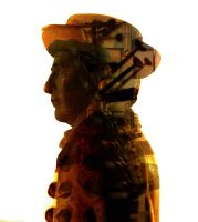 The Seventh Doctor by TonyStarkHarrison