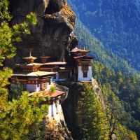 Tigers Nest II by ernieleo
