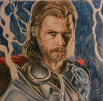 Thor by Abby1111