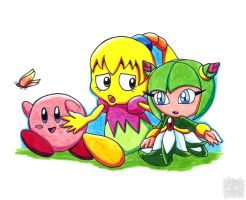 RQ : Kirby , Fumu and Cosmo by aprict