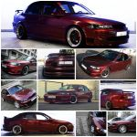 My Car Collage (Opel Vectra B) by tobseNN