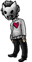 Zacharie Pixel by UmbraNix