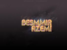 Besmmir Azemi Text .psd by daWIIZ