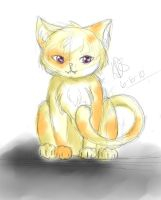 Kitty for Miki by Risika93