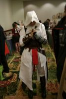 Awesome Altair by LadyRoseofFlames