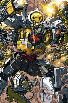 TF MTMTE 46 cover by markerguru