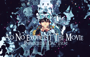 Ao No Exorcist The Movie by sofrex