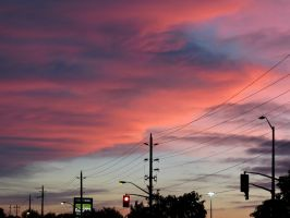 More Pink Skies by Michies-Photographyy