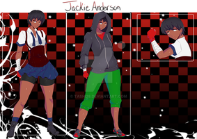 Jackie Anderson by Tashi28