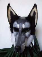 Wolf Mask by xothique