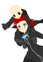 you and axel base by itachigirl21