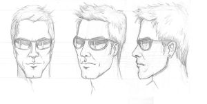 Scott Summers by Theamat