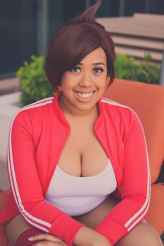 Aoi Asahina Cosplay by KanekoCosplay