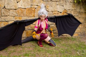Satan Soul Mirajane - Fairy Tail by becatron