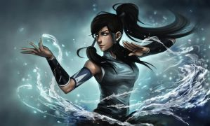 Legends of korra by TophGiantess