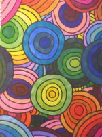 Marker Circles! by theartisticnerd