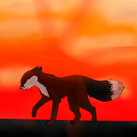 .: the longest road:. by Rubylockheartwolf