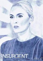 Kate Winslet as Jeanine Matthews in Insurgent by ThresaDory