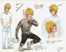 Jace Sketches by FollowtheRiver