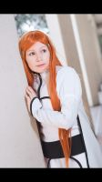 Orihime - Bleach by cloeth