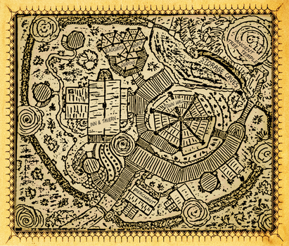 Map scroll 2 by ChallengeFate