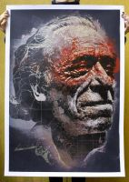 Charles Bukowski 06 by orticanoodles
