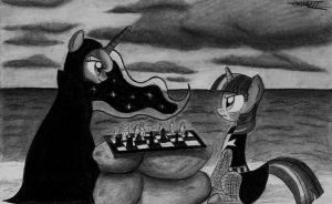 The Seventh Seal by WillisNinety-Six