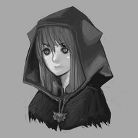 Character Sketch #1 by rosa89n20