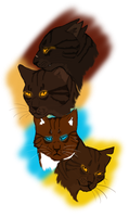Tigerstar's lineage by Lithestep