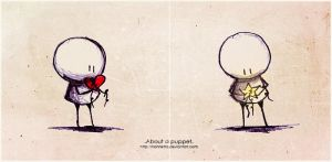 .About a puppet. by Nonnetta