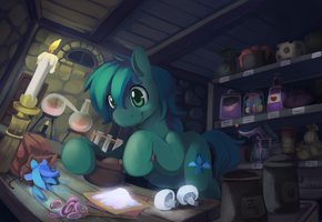 Poison Trail by Ende26