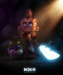 Niko and The Sword of Light by Javas