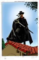 zorro WIP by mike mayhew by rcardoso530