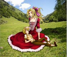 ASFAS - Mother by x-Lilou-chan-x