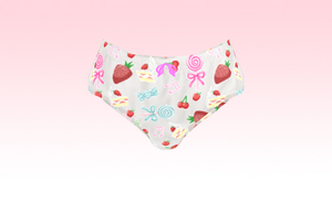 MMD Candy panties by amiamy111