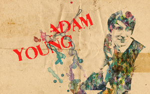 Adam Young Background by DaSimsFreak