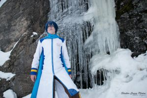 Kaito - Winter shoot 2014 by Voicelex