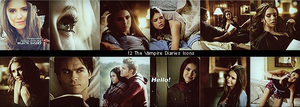 The Vampire Diaries Icon Set by x3Destinyx3