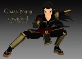 Newcomer: Chase Young -DL- by TehPuroisen