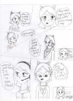 Flyff anime comic issue 2 by Supersonia