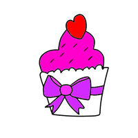 Cup Cake png by dulcepanquecito