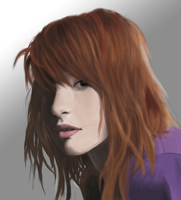 Hayley! Paramore! by hinrichard