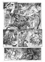 Solomon Kane pg 2 pencils by deankotz