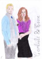 Carlisle and Esme by missalmostperfect